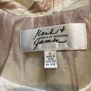 Badgley Mischka Jackets & Coats - Nwot Bagdley Mischka leather jacket
